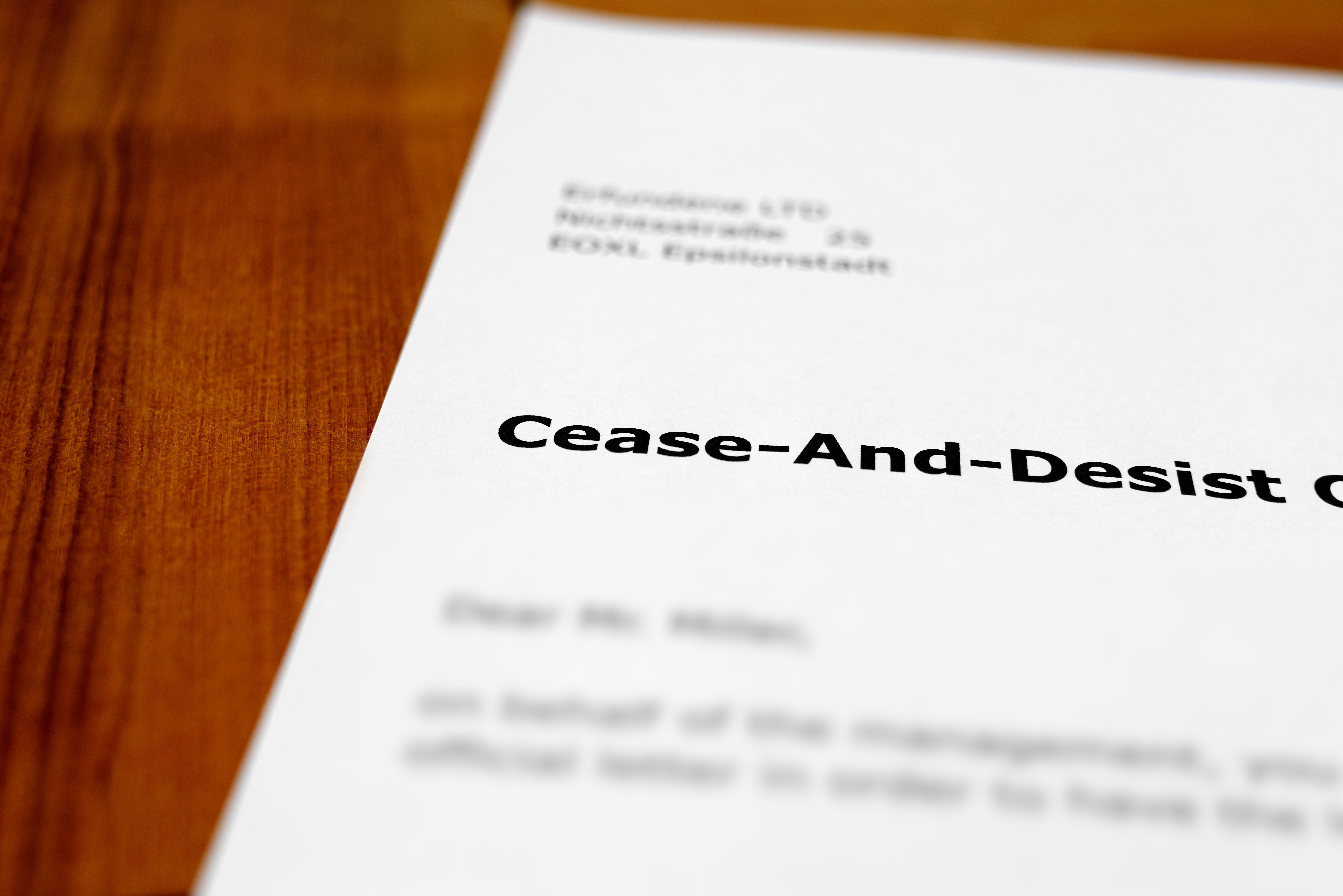 Sending a cease and desist letter to a patent infringer should never be taken lightly. In particular, patent-related demand letters can have a profound ...